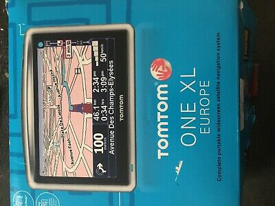 £6 • Buy Tom Tom One XL T Europe Navigation Touch Screen