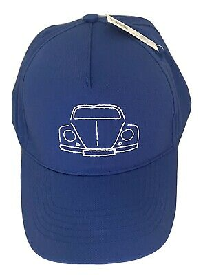 £6.50 • Buy Embroidered VOLKSWAGEN  VW BEETLE Baseball Cap Embroidered Gift Car Gift