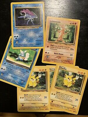 $20 • Buy Vintage Pokemon Cards Late 90s Early 00s