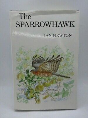 £34.99 • Buy The Sparrowhawk Ian Newton Hardcover Book 1986 Illustrated By Keith Brockie