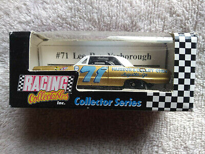 AU8.21 • Buy RCI Collector Series 1/64 Lee Roy Yarborough #71 Harison & Gulley Chevy
