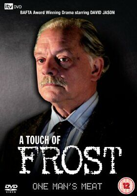£2.09 • Buy A Touch Of Frost: One Man's Meat DVD Drama (2007) David Jason