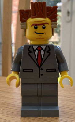 £5.50 • Buy Lego Retractable Pen Lord Business Minifigure