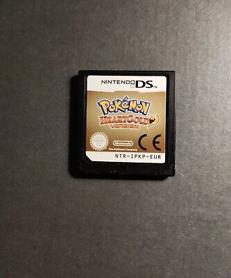 $43 • Buy Pokemon HeartGold DS 2010 Cartridge Only Authentic Tested EU Version