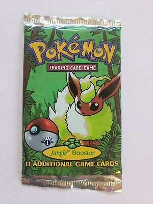 $152.50 • Buy Pokemon 1ST EDITION Jungle Booster Pack