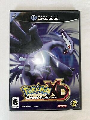 $90.69 • Buy Pokemon XD: Gale Of Darkness (Nintendo GameCube, 2005) Complete With Case Manual