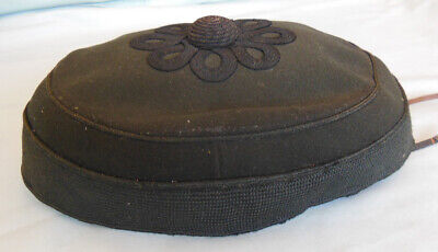 £23 • Buy Original Victorian British Army Officers Melton Pill Box Forage Side Cap X Cater