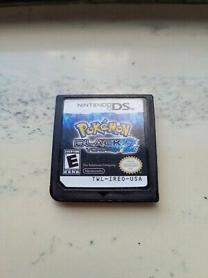 $102 • Buy Pokemon: Black Version 2 (Nintendo DS, 2012) Authentic Tested & Working