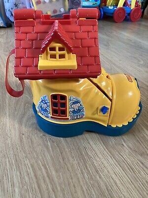 £16 • Buy Vintage Matchbox Play Shoe Boot School House Only 1983 Toy