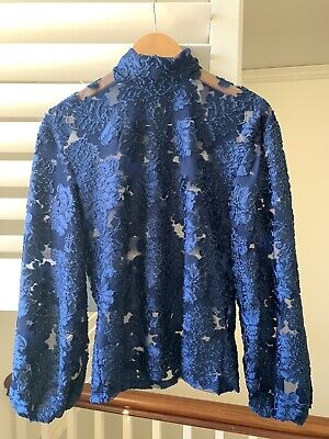 AU40 • Buy Alice McCall Blue Top Size 8