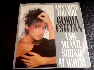 £0.99 • Buy Gloria Estefan - Anything For You   7 Inch Vinyl Record Single