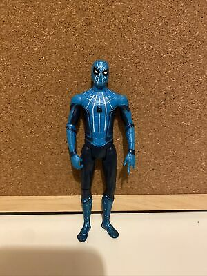 £6.99 • Buy Marvel SPIDER-MAN Homecoming Blue TECH SUIT. Spiderman Action Figure.