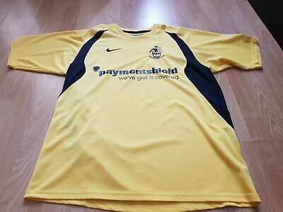 £26 • Buy Southport FC 2008/10 Large Adult Home Football Shirt
