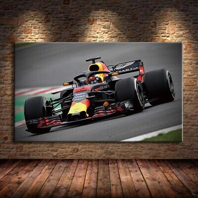 AU25.25 • Buy Mclaren F1 Sports Racing Car Wall Art Posters Prints Canvas Painting Living Room
