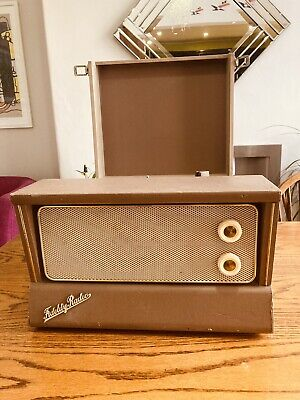 £89 • Buy Vintage Fidelity Valve Record Player.  Fully Working.