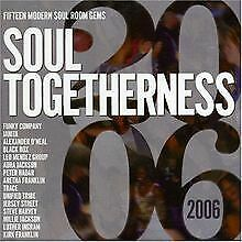 £6.58 • Buy Soul Togetherness 2006 By Various   CD   Condition Good