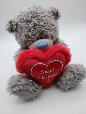 £5 • Buy Me To You Tatty Teddy Carte Blanche Special Girlfriend 8  Plush Valentines Gift