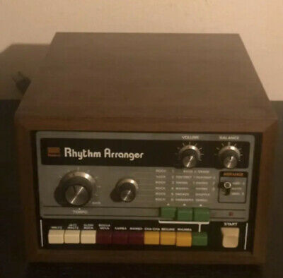 AU774.47 • Buy Roland Analogue Electronic Musical   Instrument TR-66 Rhythm Arranger From Japan