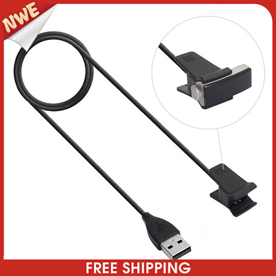 AU8.20 • Buy USB Charging Cable Replacement Charger Cord Wire For Fitbit Alta Watch Trac