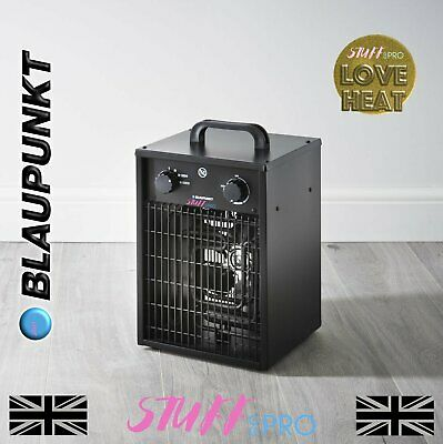 £89.99 • Buy Large Utility Heater 3000W High Power For Industrial/Commercial 2 X Heat Setting