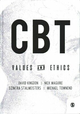 £66.04 • Buy CBT Values And Ethics, Hardcover By Kingdon, David; Maguire, Nick; Stalmeiste...