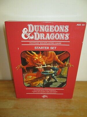 £59.99 • Buy Dungeons & Dragons Fantasy Roleplaying Game Starter Set - 4th Edition RED Box