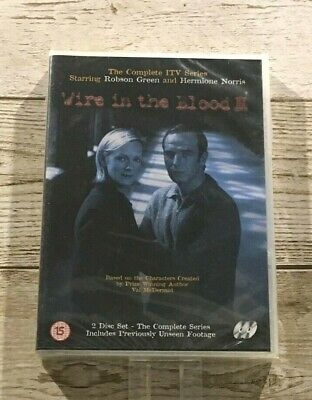 £2.40 • Buy Wire In The Blood Series 2- DVD NEW & SEALED (2 Discs)