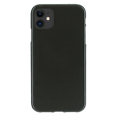 AU8.82 • Buy Soft Black Phone Case-TPU Silicone Gel Cover For Apple/Honor/Huawei/Samsung/Sony