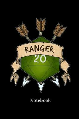 £8.75 • Buy Ranger Notebook: Dot Grid Notebook For Fantasy Role Play Game Fans I Boardgam...