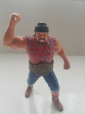 £190 • Buy Big Josh WCW 1990 Galoob Wrestling Figure In Excellent Condition With Belt.