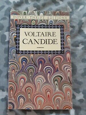 AU2.41 • Buy (Good)-Candide (Dover Thrift) (Paperback)-Voltaire-0486266893
