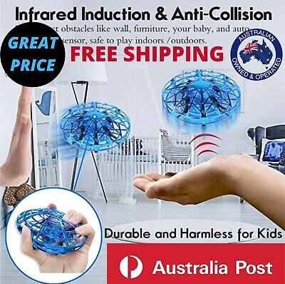AU35.99 • Buy Drones For Kids And Adults ZeroPlusOne® Hand Operated- Air Magic Scoot Hands AU
