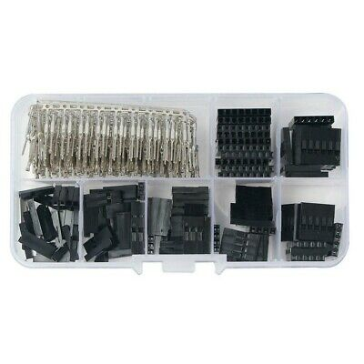 AU12.17 • Buy 310x Male+Female Dupont Wire +Header Jumper Pin Connector Housing Assortment Kit