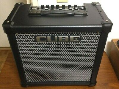 AU589.84 • Buy Roland CUBE-80GX 80W Guitar Amplifier Used From Japan Lightly Played AC100V