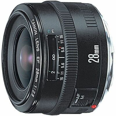 £357.50 • Buy Secondhand 1-Year Warranty Canon Ef 28Mm F2.8