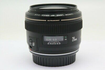 £403.46 • Buy Secondhand Side Dish Canon Ef28Mm F1.8 Usm Interchangeable Lenses Monthly