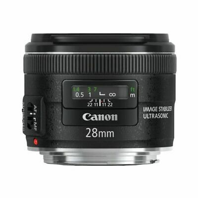 £461.32 • Buy Secondhand 1-Year Warranty Canon Ef 28Mm F2.8 Is Usm