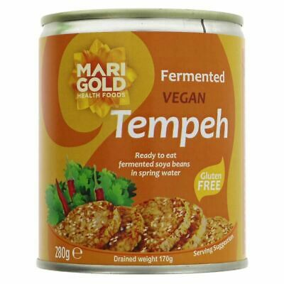£14.42 • Buy Marigold   Tempeh - Cans   3 X 280g