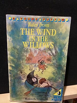 £1 • Buy Tales From The Wind In The Willows Kenneth Grahame 1985 Puffin