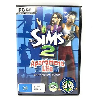 £10.27 • Buy The Sims 2 (PC) Apartment Life Expansion Pack | Windows Game | VGC FREE POST
