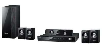 £105 • Buy Samsung HT-C6500 Surround Sound 5.1 1000W Home Theatre System And DVD System