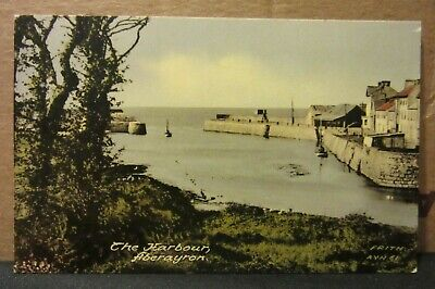 £1.50 • Buy THE HARBOUR, ABERAYRON, CEREDIGION, WALES Unused Postcard By Frith