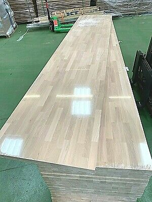 £40 • Buy Solid Oak Worktop, Length: 1M 2M 3M 4M, Thick 27mm, 40mm; Free Cut To Size