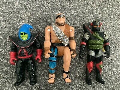 AU18.37 • Buy Advanced Dungeons And Dragons Action Figures Job Lot 1980's Toys