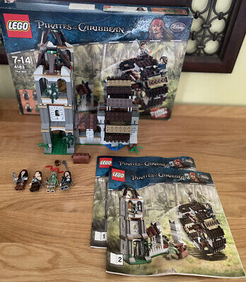 £89.99 • Buy Lego Pirates Of The Caribbean 4183 - The Mill