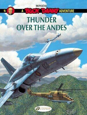 £7.26 • Buy Buck Danny 5 - Thunder Over The Cordillera By Francis Bergese 9781849182379