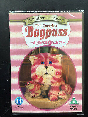 £3 • Buy The Complete Bagpuss Childrens Classic DVD New