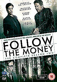 £6.49 • Buy Follow The Money - Series 2 - Complete (DVD, 2017)