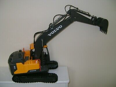 £30 • Buy DOUBLE EAGLE RC Excavator Construction 1/16 Scale Digger
