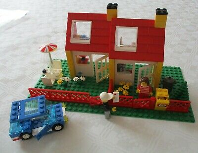 £20 • Buy Vintage Lego House – Set 1484.  Complete With Instructions